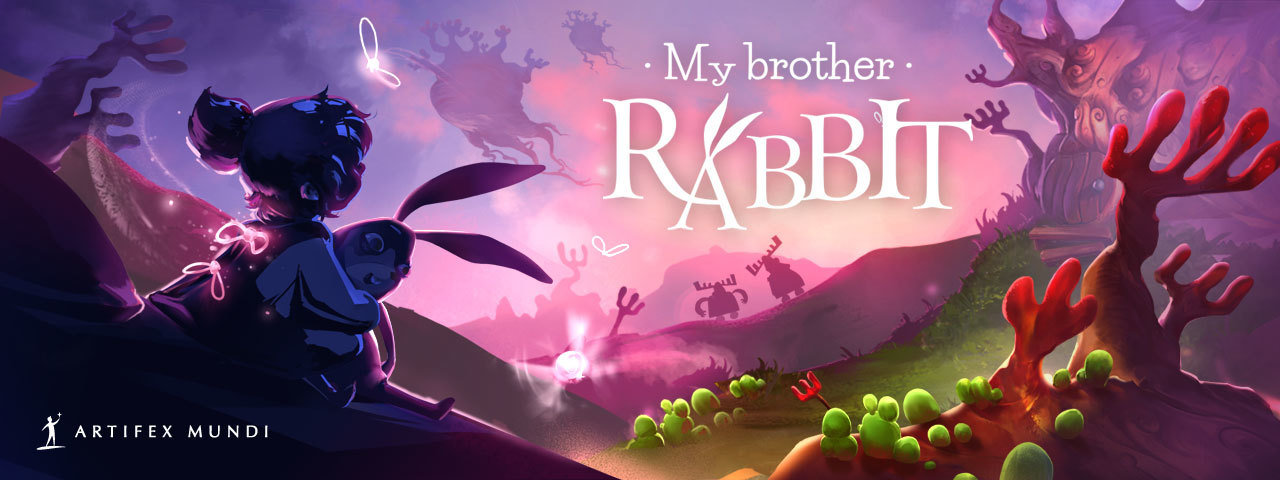 Explore Imagination in Heartwarming Adventure Game My Brother Rabbit In Fall 2018