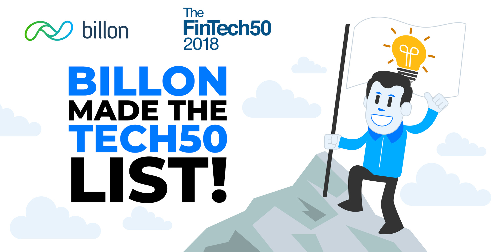 Billon is first Polish company to feature on Fintech50