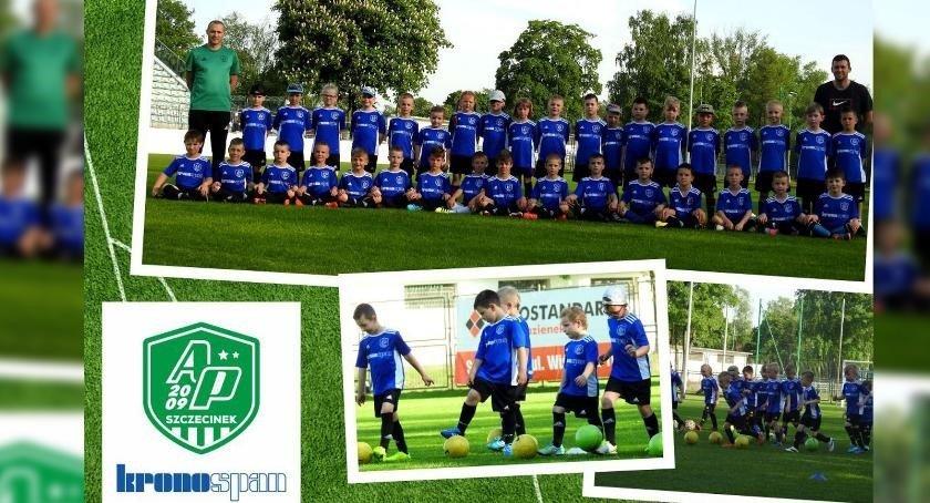 Kronospan wspiera najmłodszych piłkarzy!