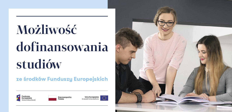 Rusza rekrutacja na studia dofinansowane ze środków unijnych