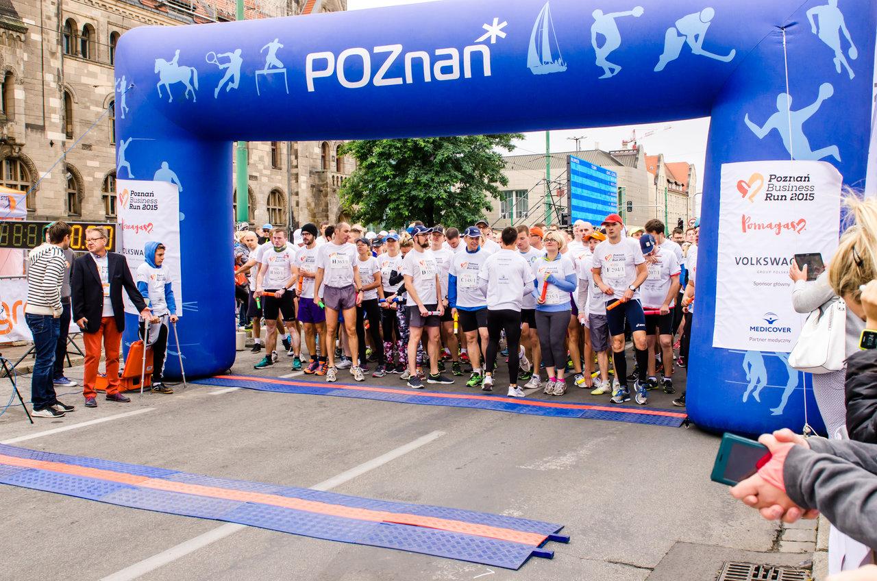 Allegro biegłow Poznań Business Runi Warszawa Business Run
