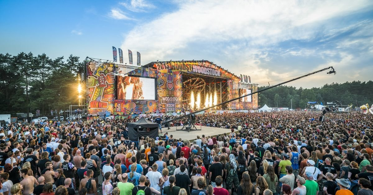 SkyCash oficjalnym Partnerem Dojazdów na Pol'and'Rock Festival (d. Woodstock)