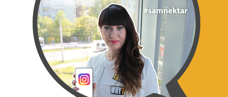 Sam Nektar: Wykorzystaj narzędzia biznesowe na Instagramie