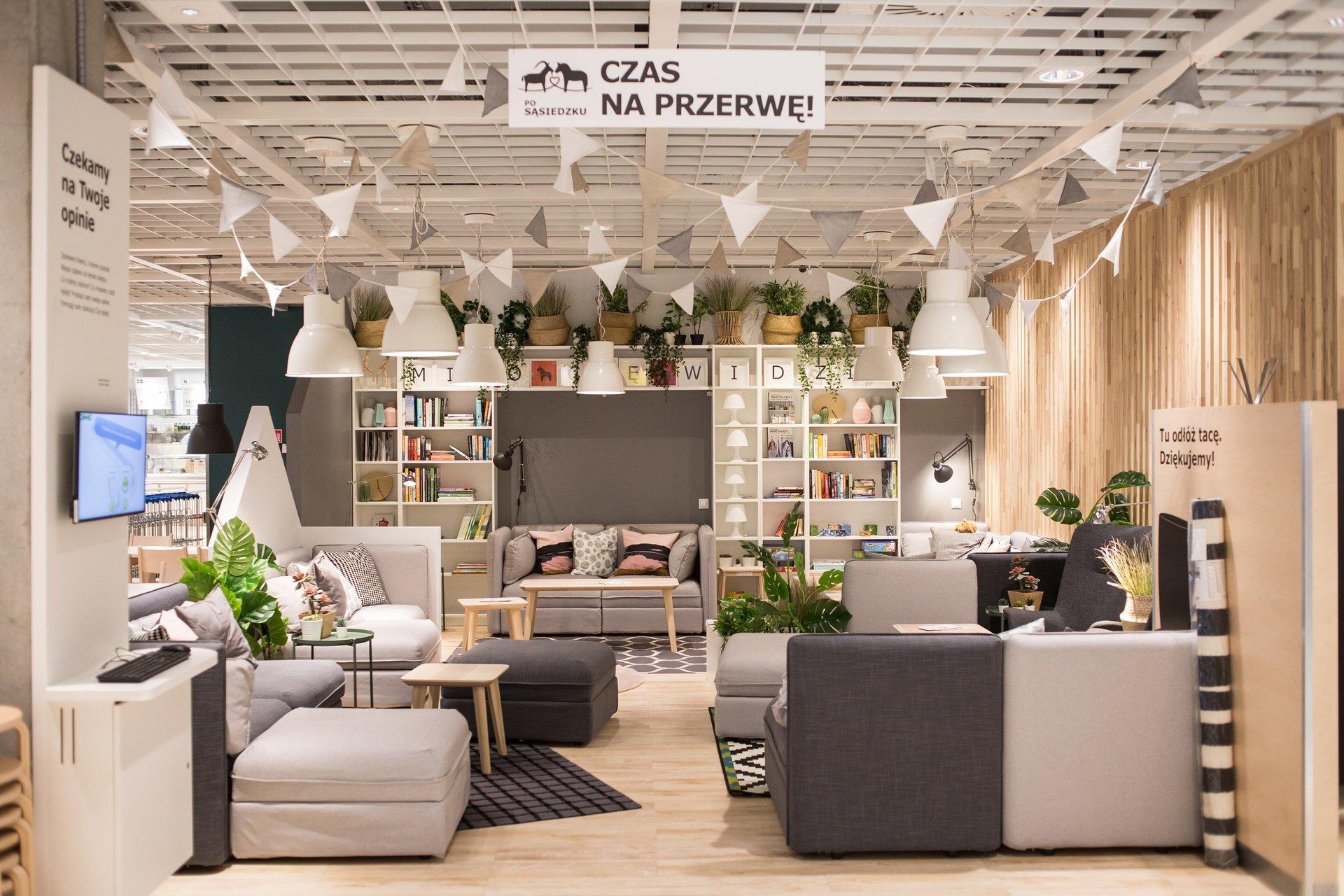 IKEA w Lublinie i SKENDE Shopping zapraszają do Po Sąsiedzku