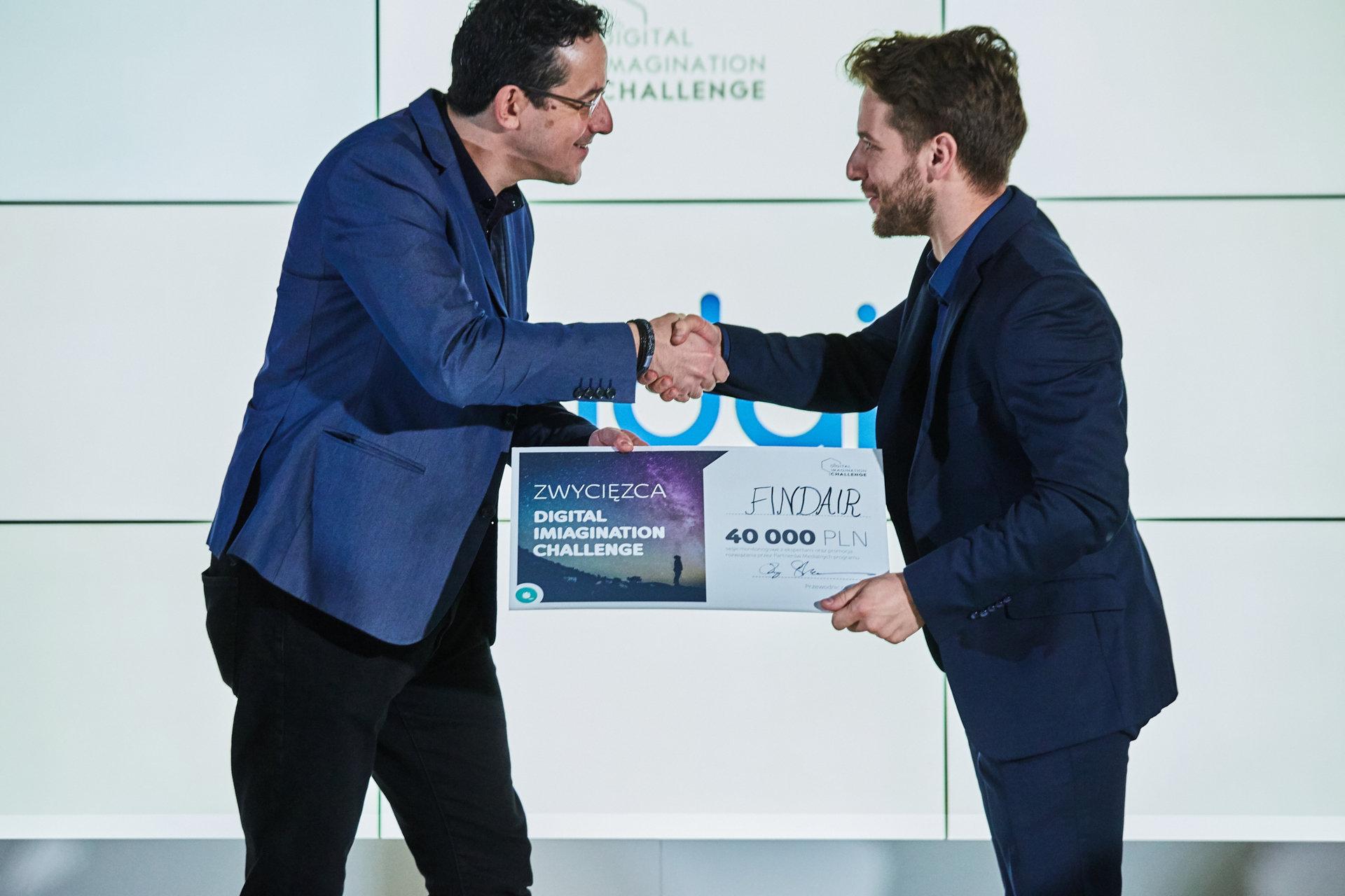 Zwycięzca UPC Digital Imagination Challenge zmienia branżę medyczną