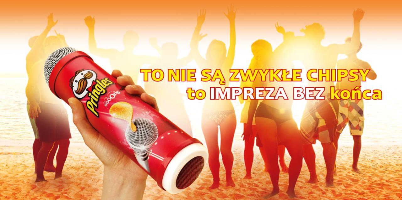 Dom mediowy Carat Polska z obsługą marki Pringles