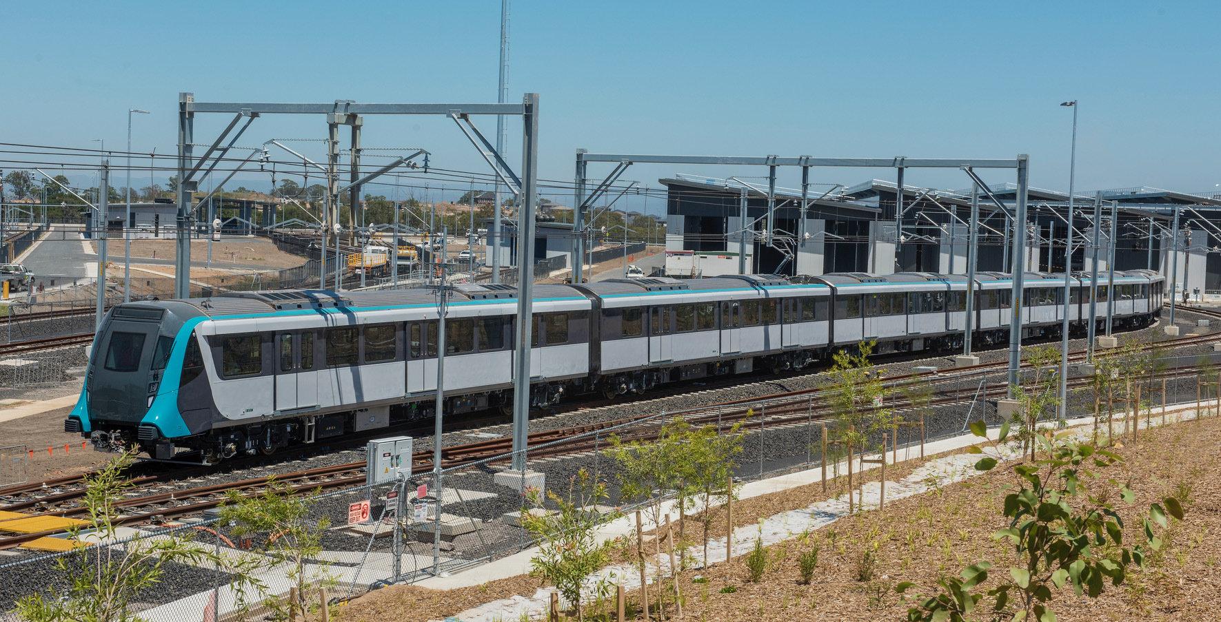 Alstom zawarł długoterminową umowę na utrzymanie sygnalizacji i obsługę taboru kolejowego dla metra w Sydney