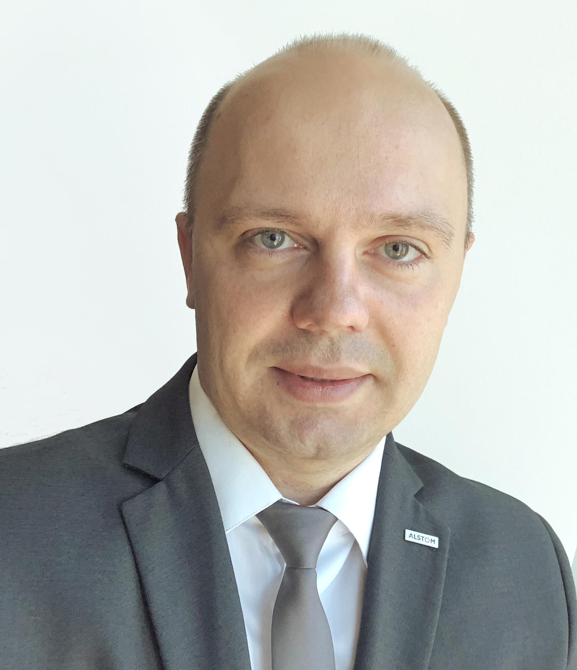 Alstom otwiera przedstawicielstwo w Kijowie i zatrudnia menedżera ds. rozwoju biznesu