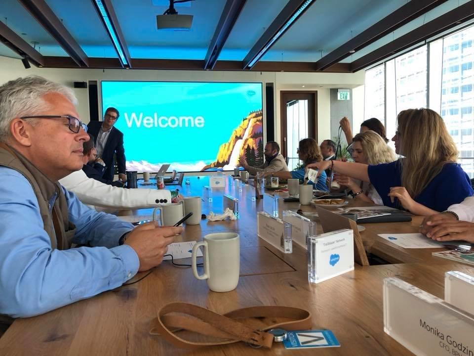 Salesforce - jak wygląda praca u najlepszego pracodawcy w USA?