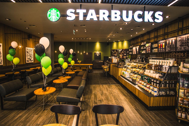 Starbucks to open in Serbia