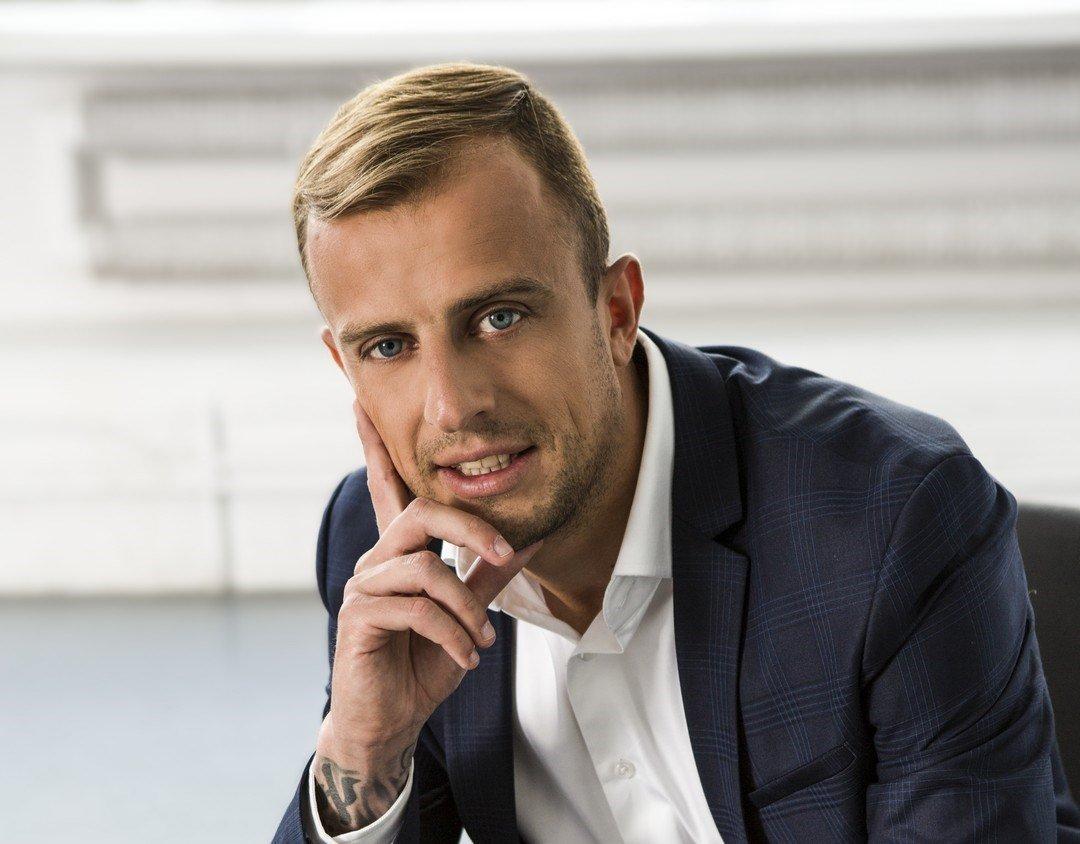Kamil Grosicki dla klientów Citi Handlowy
