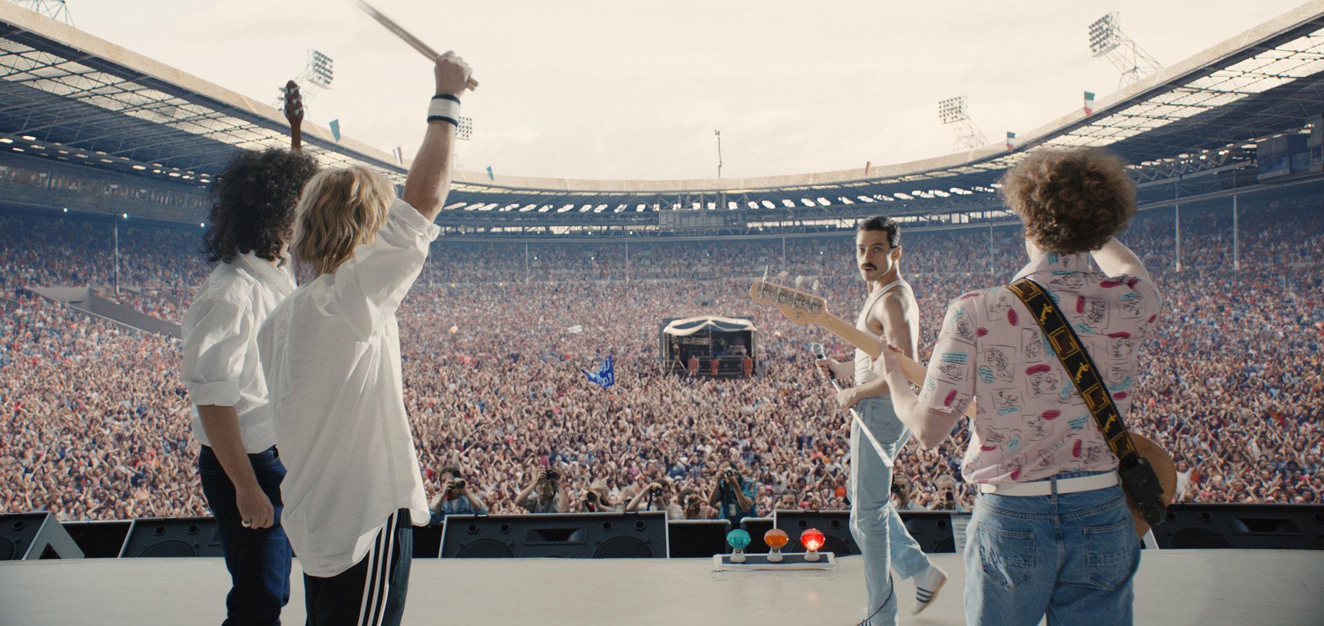 """Nowy zwiastun filmu """"Bohemian Rhapsody"""""""