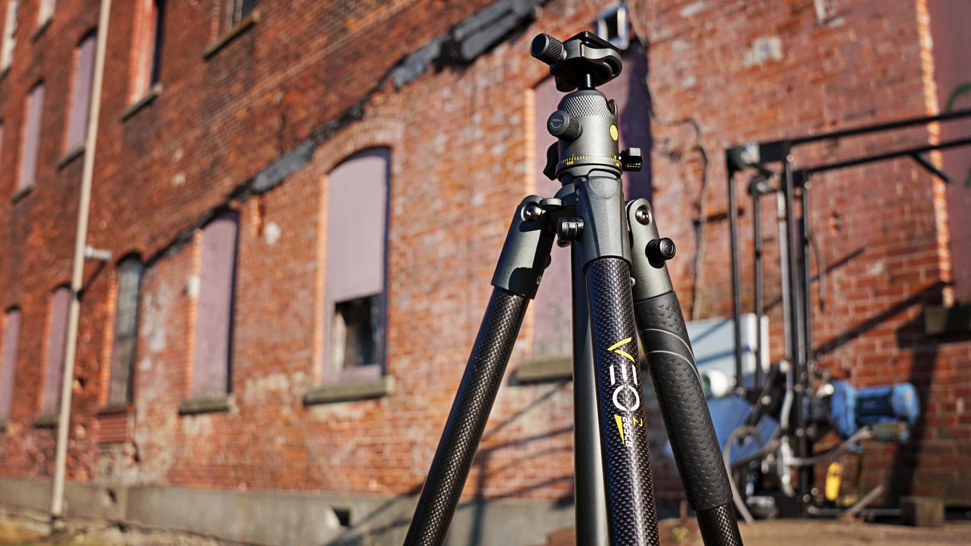 Statyw-Vanguard VEO 2 235 CB przetestowany przez FaniMomentu