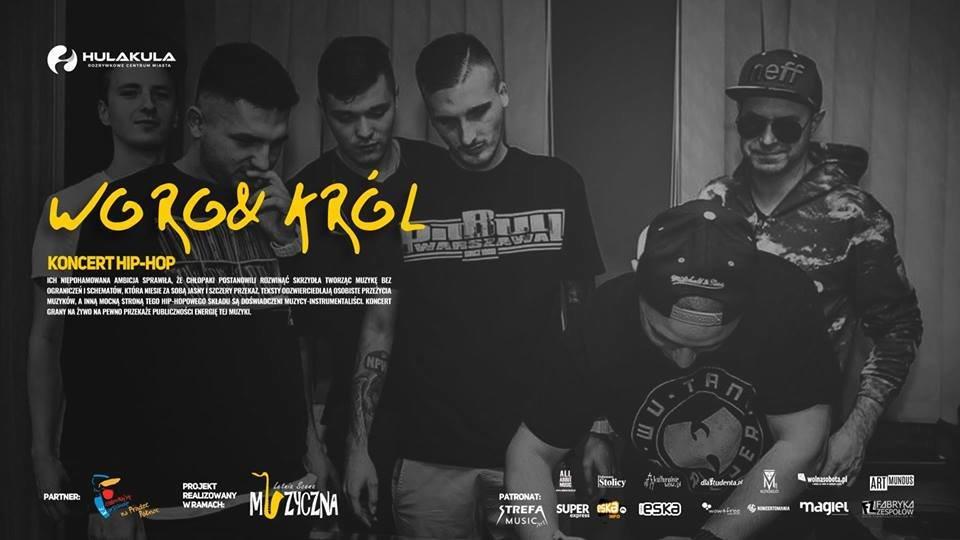 Woro & Król na Letniej Scenie Muzycznej Hulakula