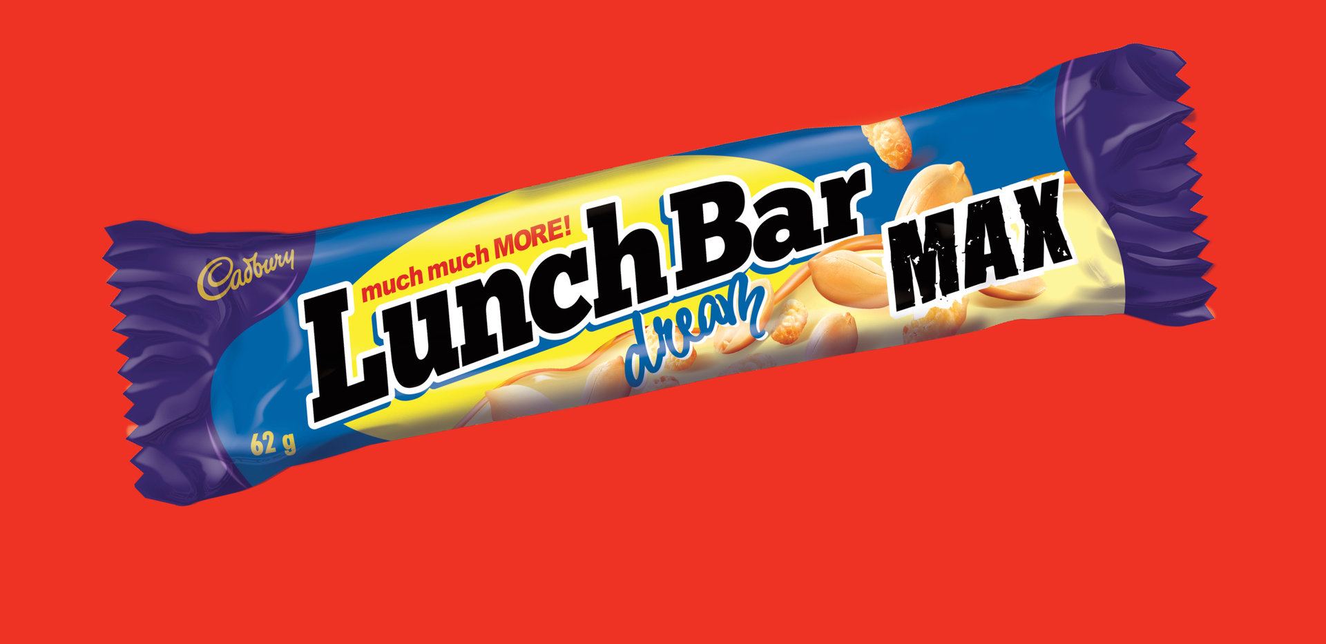 Cadbury takes Lunch Bar Dream to the MAX