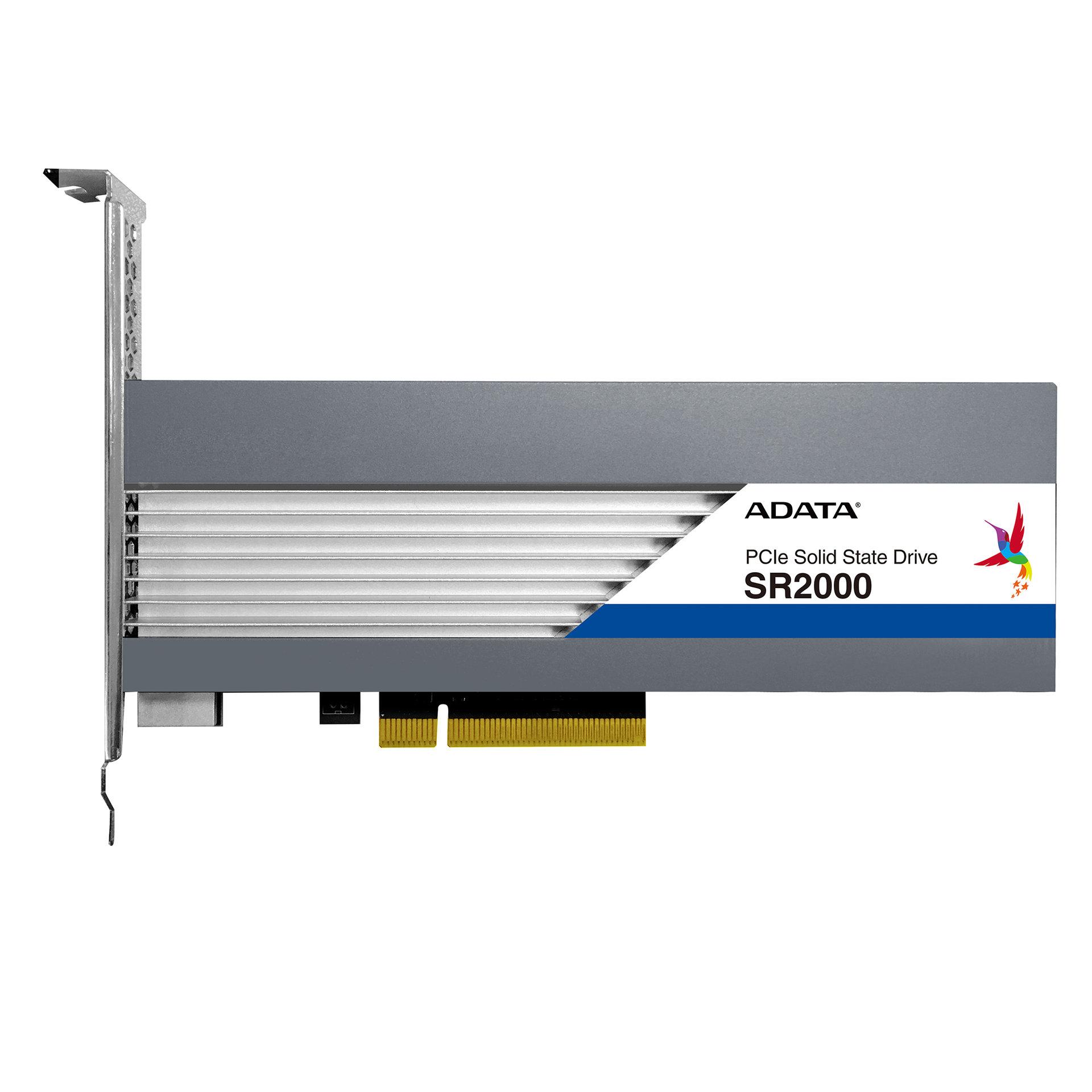 ADATA SR2000 – nowa seria nośników SSD klasy przemysłowej