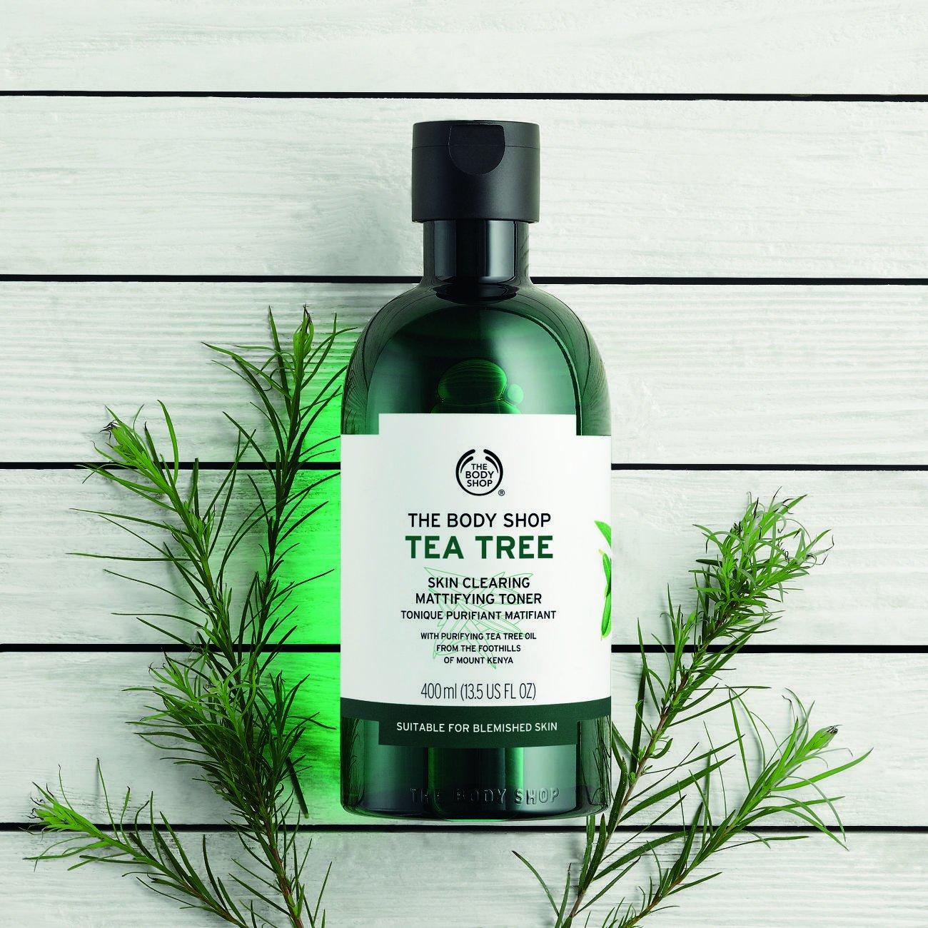 Stop rutynie! BACK TO SCHOOL z The Body Shop – naturalna pielęgnacja z kolekcją Tea Tree