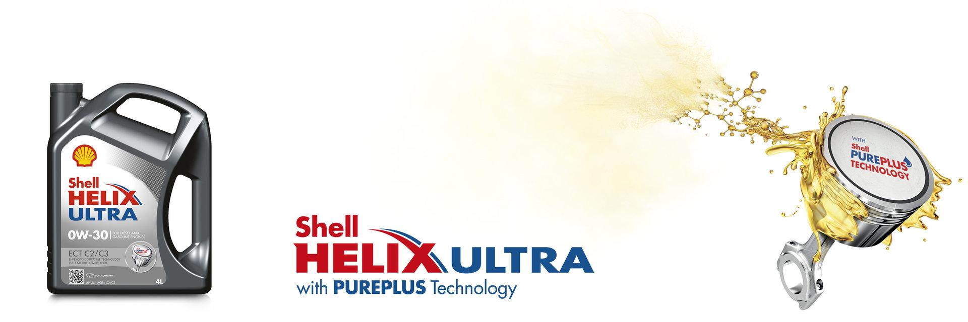 Nowe oleje Shell Helix o niskiej lepkości