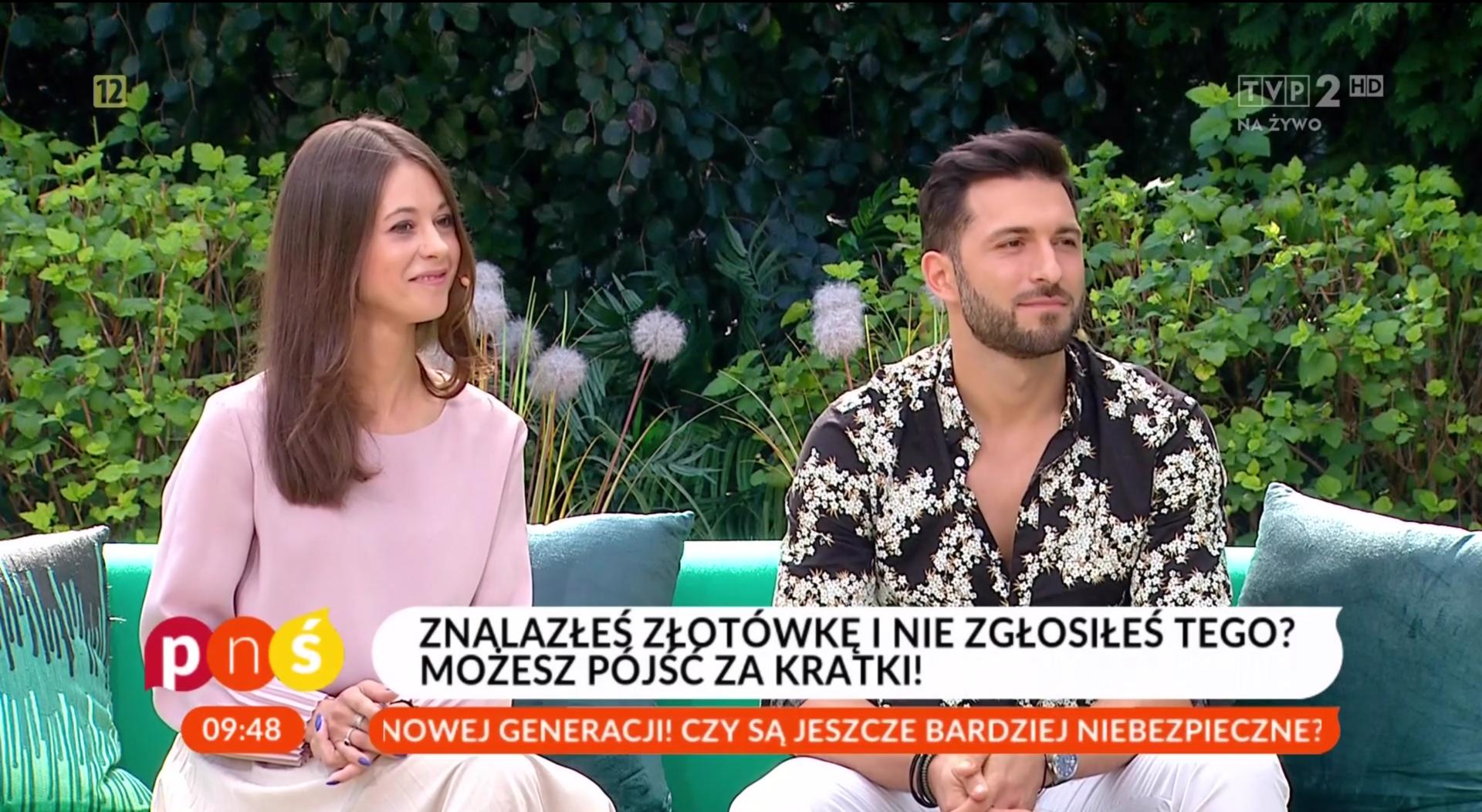 """Mec. Karolina Jakubowska gościem programu """"Pytanie na Śniadanie"""""""
