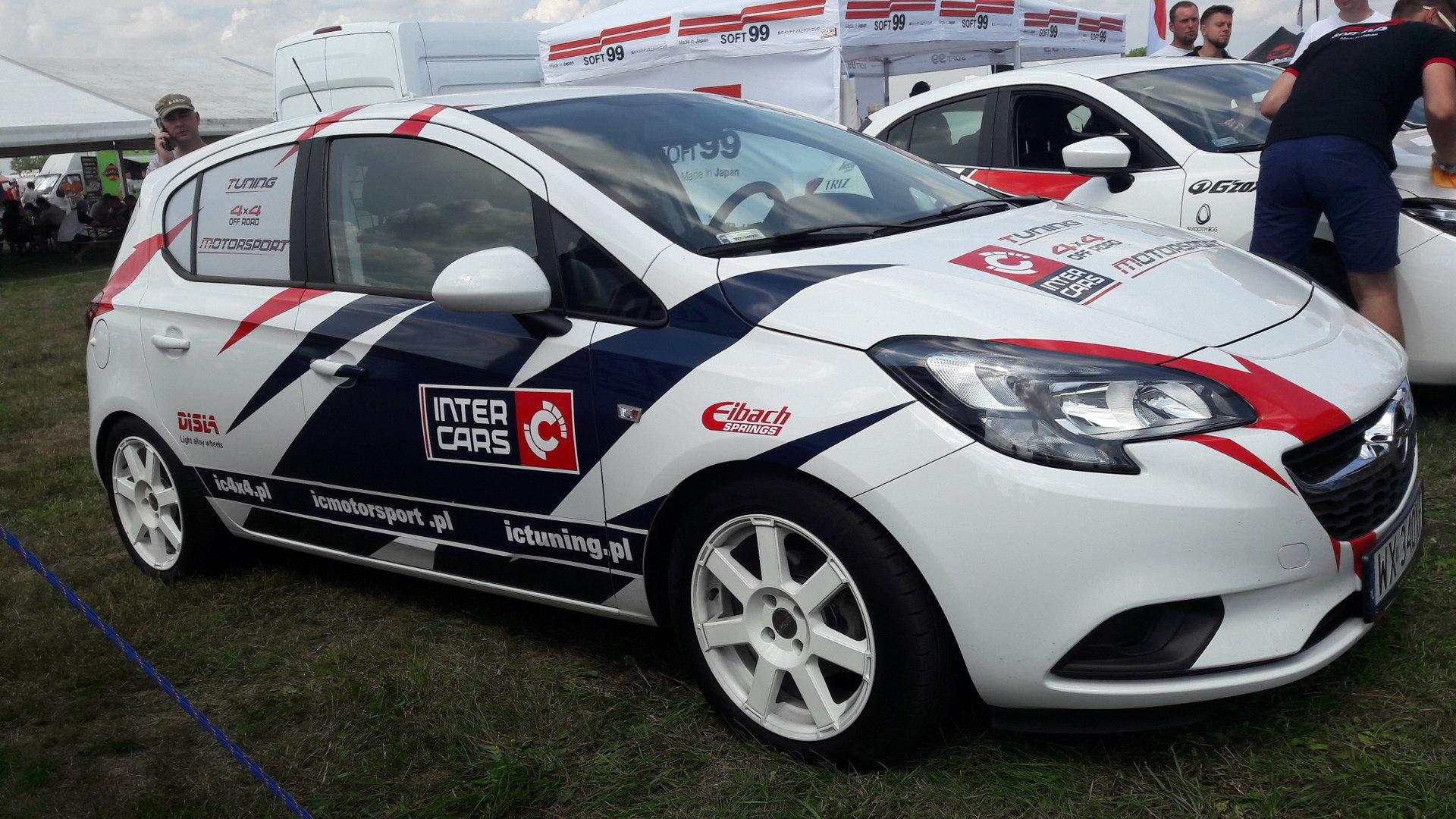Intensywny weekend Inter Cars Tuning & Motor Sport