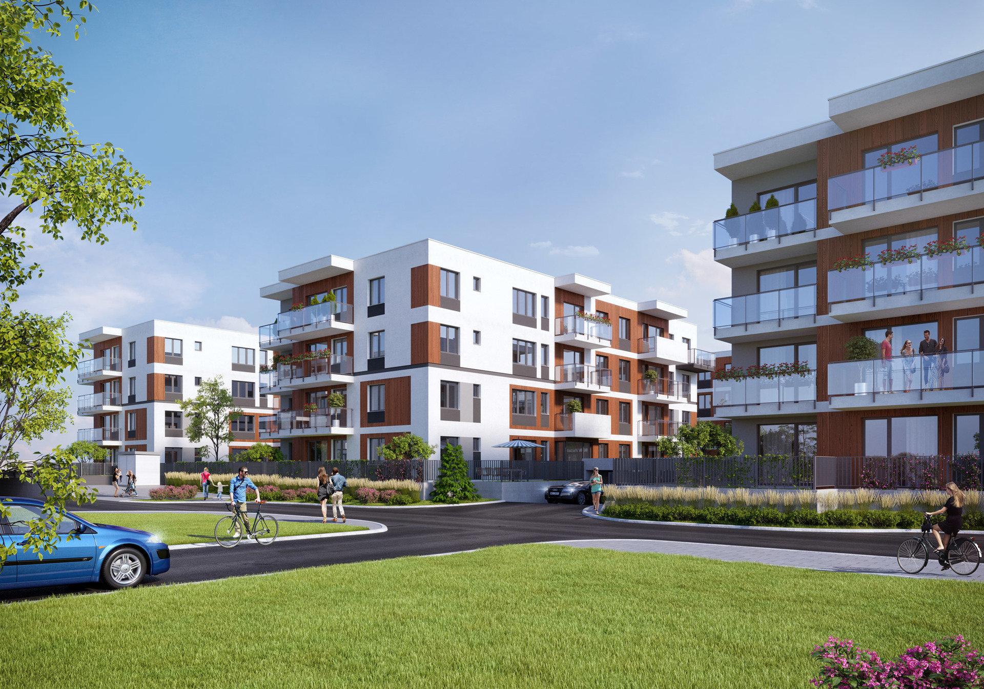 Skorosze na celowniku kupujących. 2/3 mieszkań na osiedlu Ryżowa Park ma już swoich właścicieli.