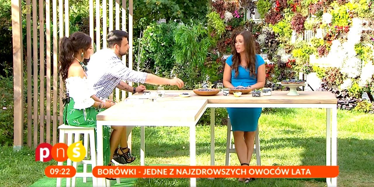 Borówki – dobre bo polskie, jedne z najzdrowszych owoców lata