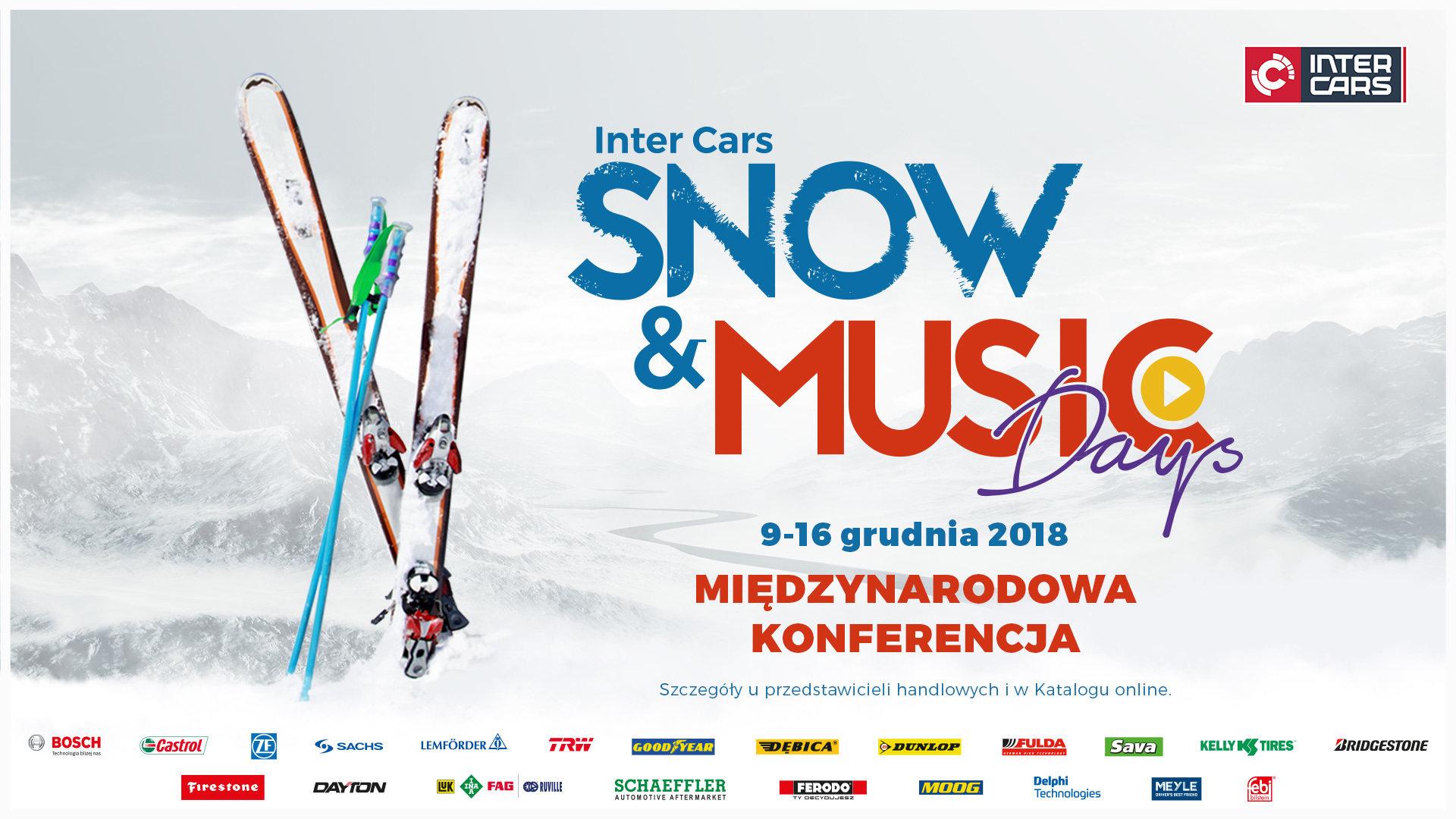 Włoskie Bormio, gospodarz Snow & Music Days 2018