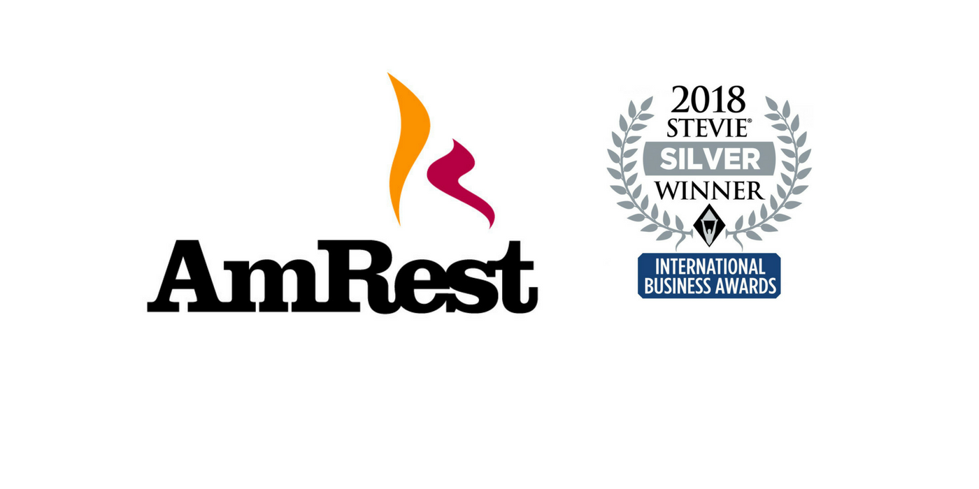 AmRest wins Silver Stevie® Award in 2018 International Business Awards
