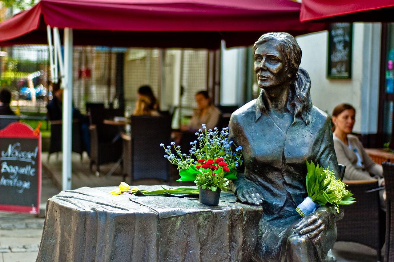 Wspomnienie o Agnieszce Osieckiej