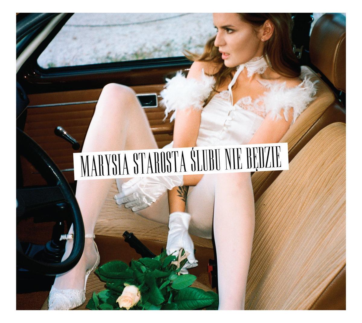 """Marysia Starosta – płyta """"Ślubu nie będzie"""" w wersji deluxe dostępna  w przedsprzedaży"""