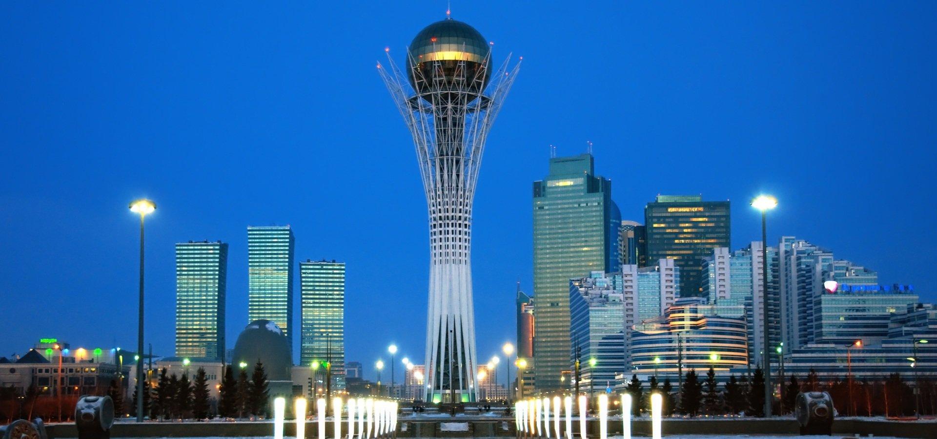 Rynki zagraniczne - Kazachstan