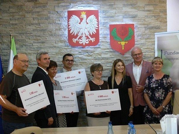 4 granty dla inicjatyw społecznych w Pionkach