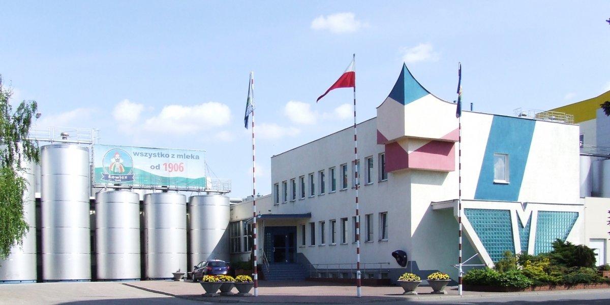 Nowy Zarząd Okręgowej Spółdzielni Mleczarskiej w Łowiczu
