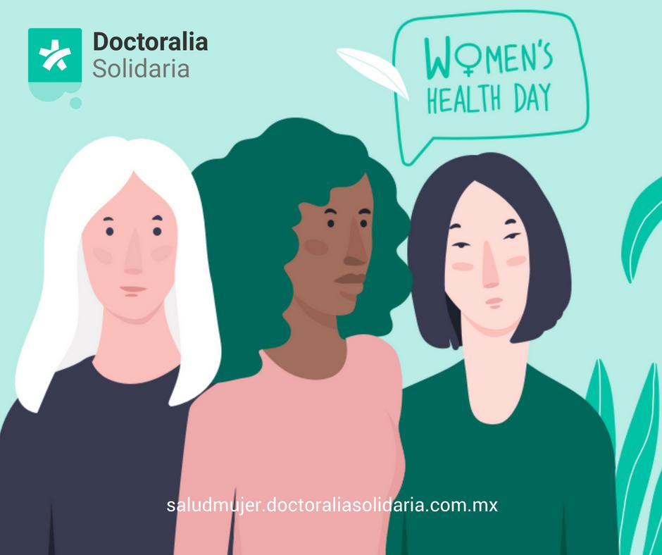 Doctoralia ofrece consultas gratuitas en beneficio de la salud  sexual de las mujeres