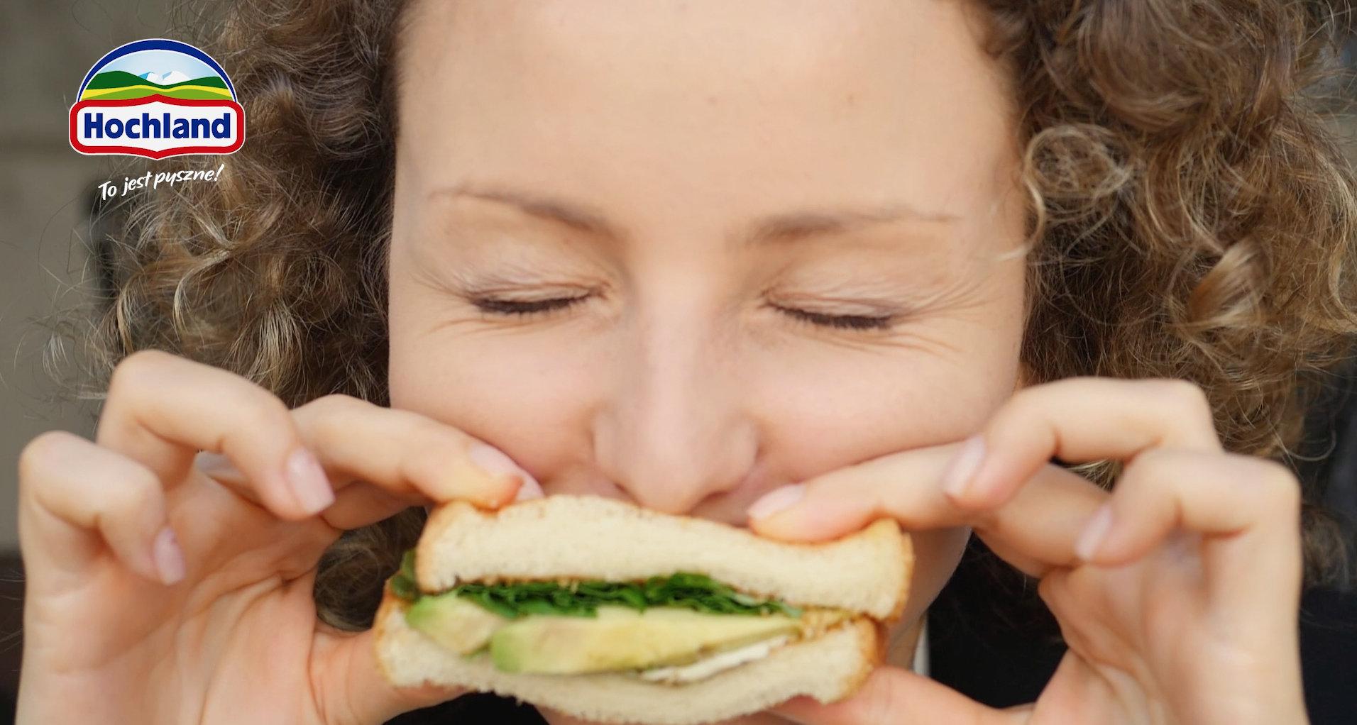 Z całego sera kochamy kanapki i burgery!