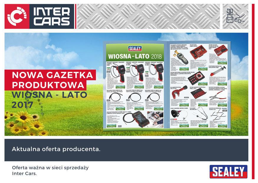 Nowa gazetka produktowa od Inter Cars