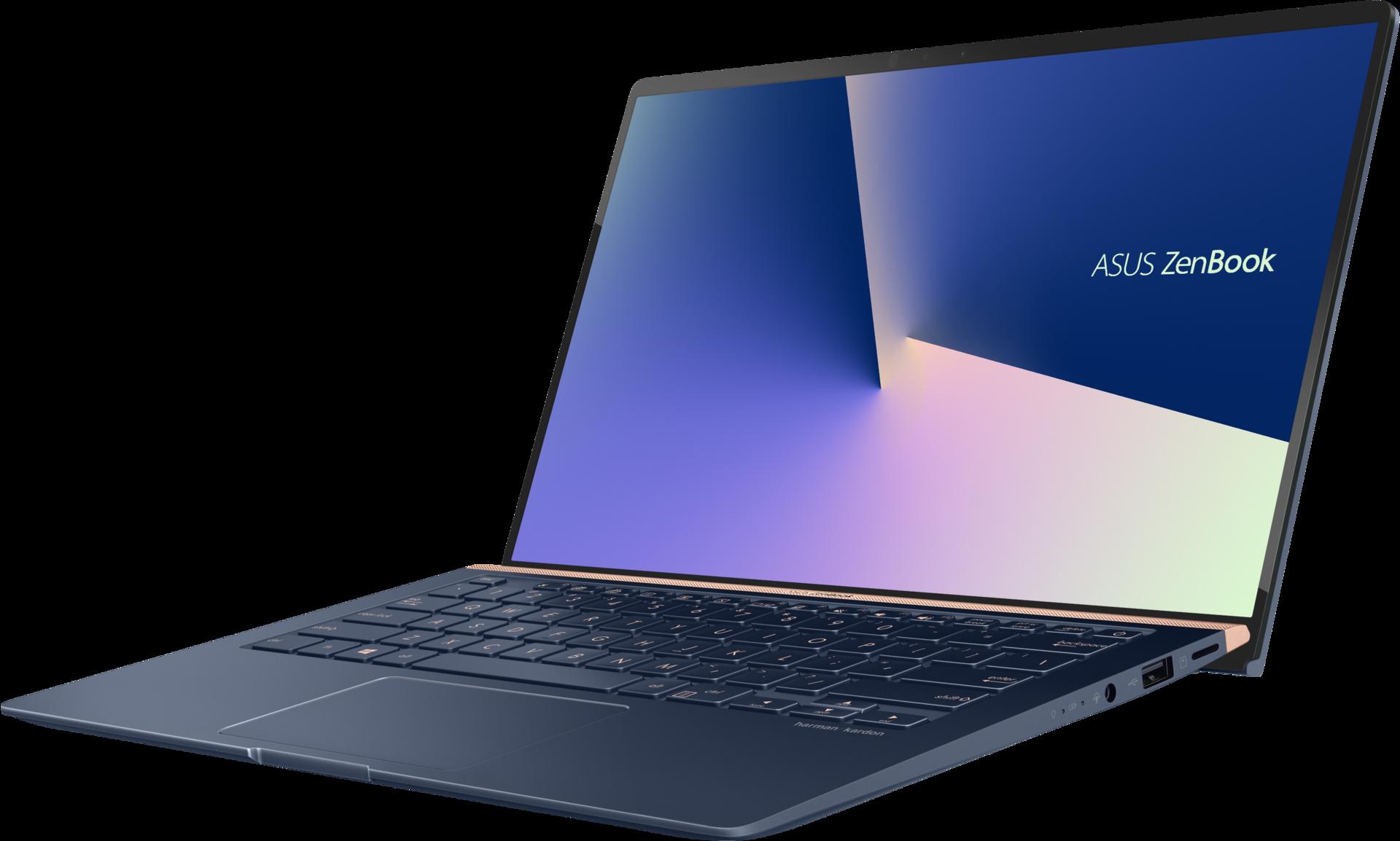 IFA 2018: ASUS przedstawia nową serię laptopów ZenBook