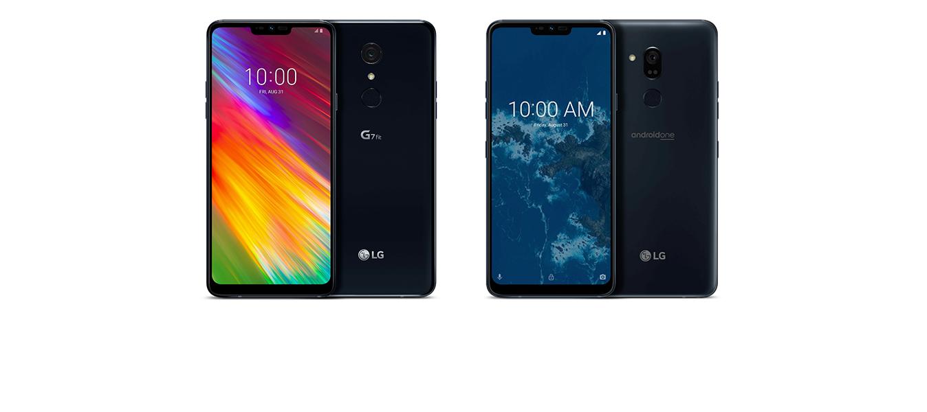 LG prezentuje nowe smartfony z idealnym stosunkiem jakości do ceny – LG G7 One oraz LG G7 Fit