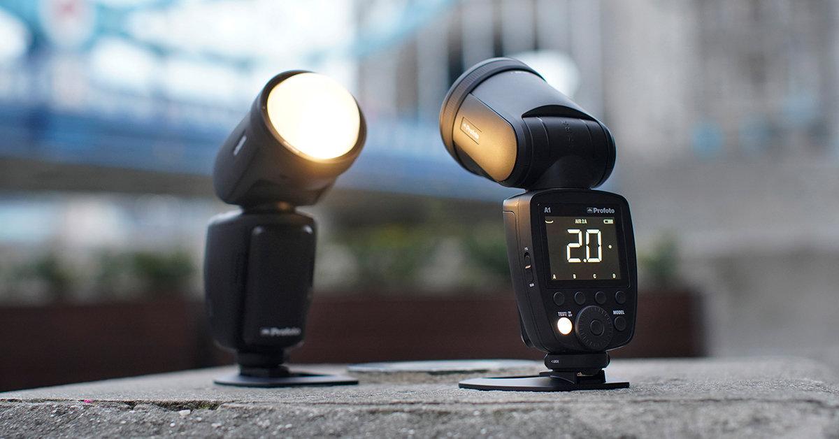 Profoto A1 Duo Kit – nowa oferta dla fotografów, chcących w pełni wykorzystać potęgę światła