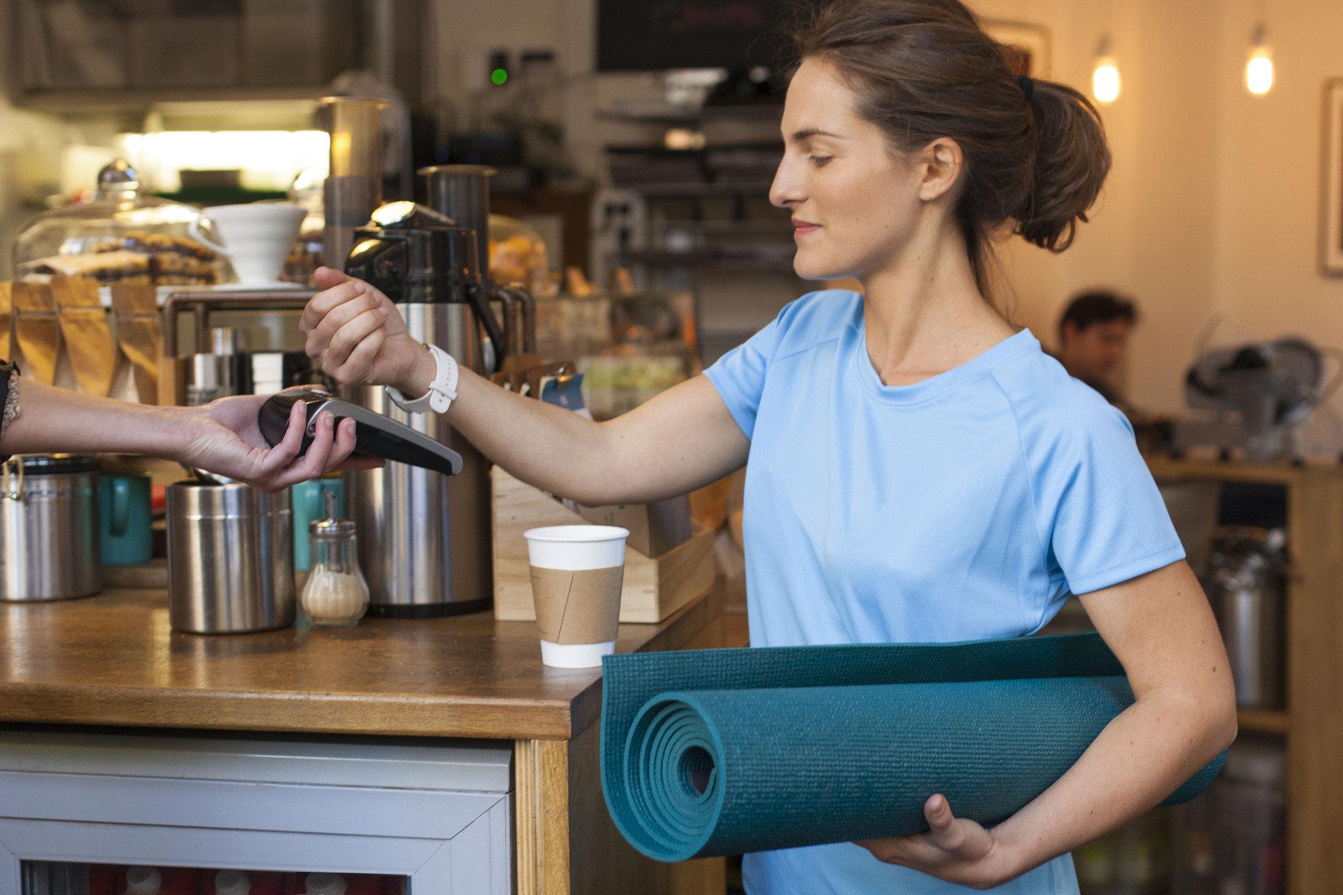 Nest Bank uruchomił Garmin Pay