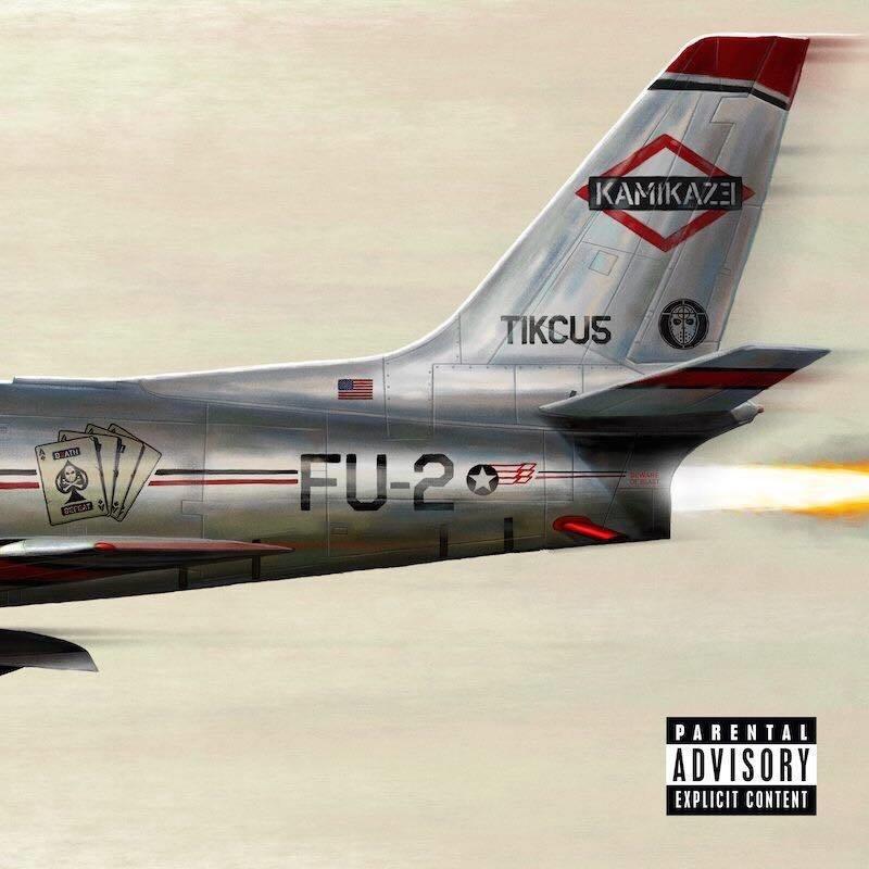 """""""Kamikaze"""" - nowy album Eminema!"""