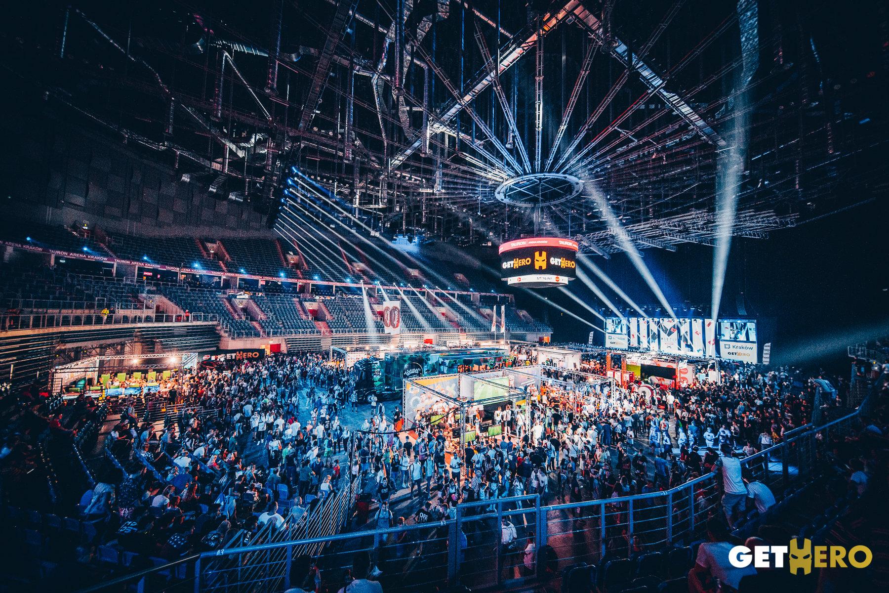 Kraków jest polską stolicą YouTube'a. Z twórcami spotkało się ponad 22 tysiące fanów