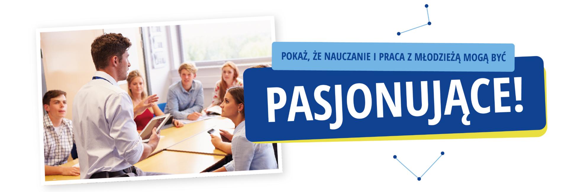 Konkurs dla szkół i nauczycieli z pasją – do wygrania nawet 5 000 złotych