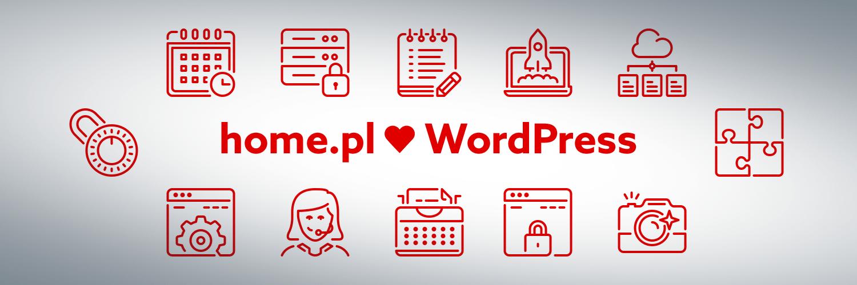 home.pl <3 Wordpress i słucha opinii klientów