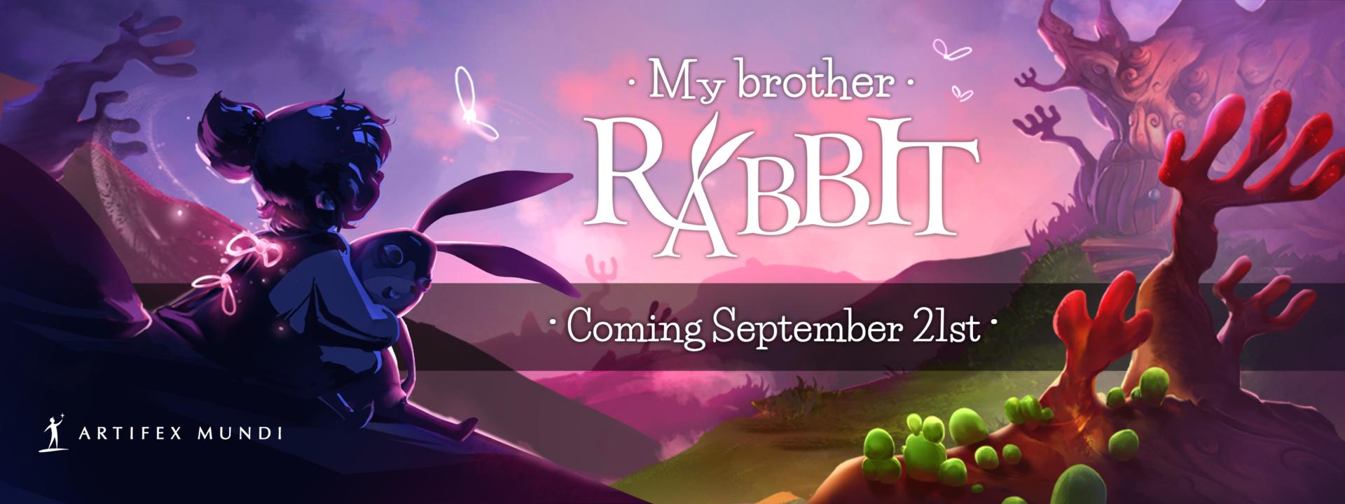 My Brother Rabbit zabierze graczy w podróż do świata wyobraźni już 21 września