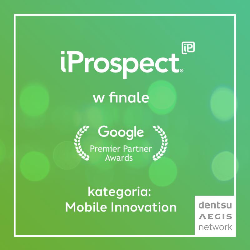 Agencja z grupy Dentsu Aegis Network Polska w finale konkursu Google Premier Partner Awards