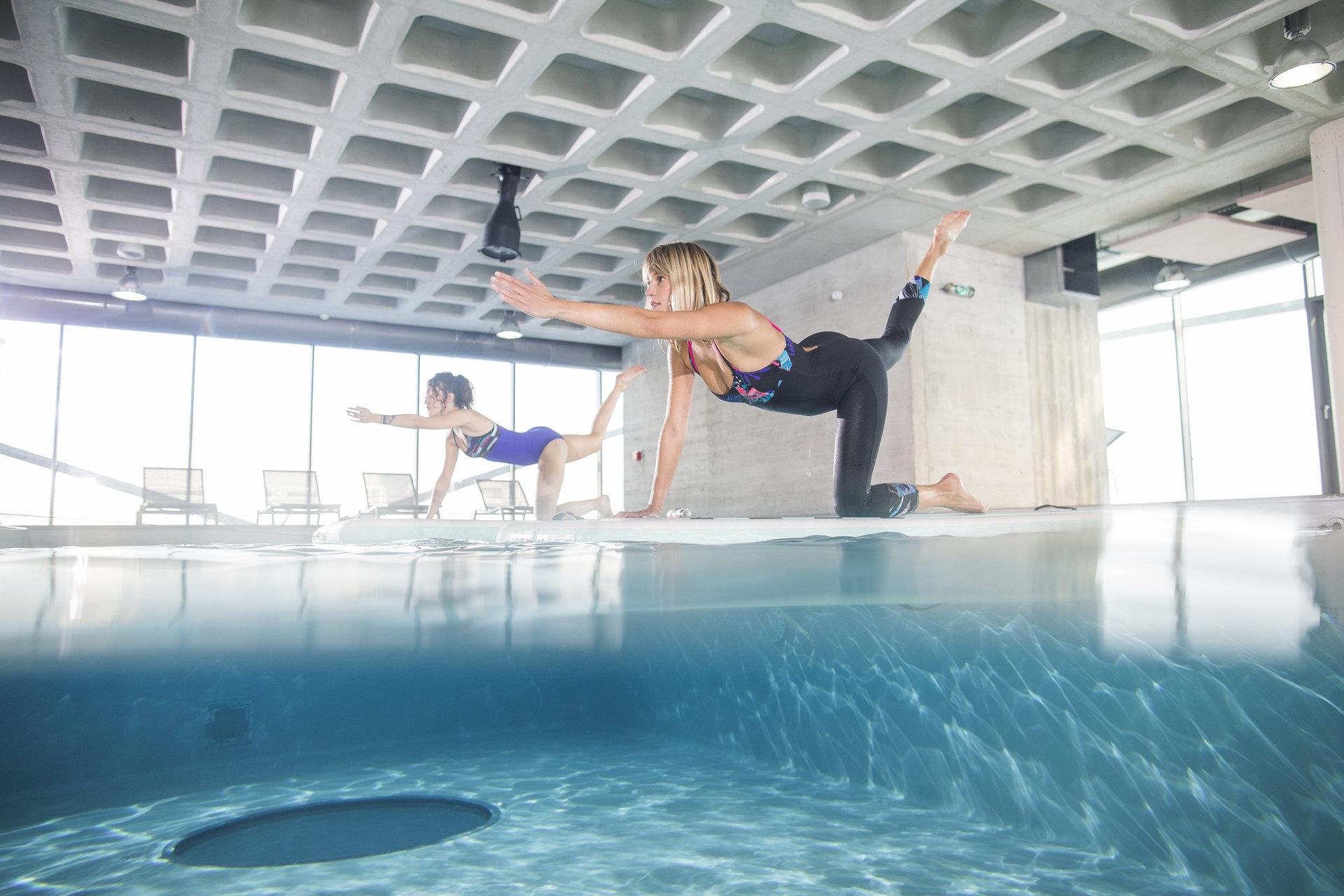Aquafitness – pasja do sportu płynąca z wody