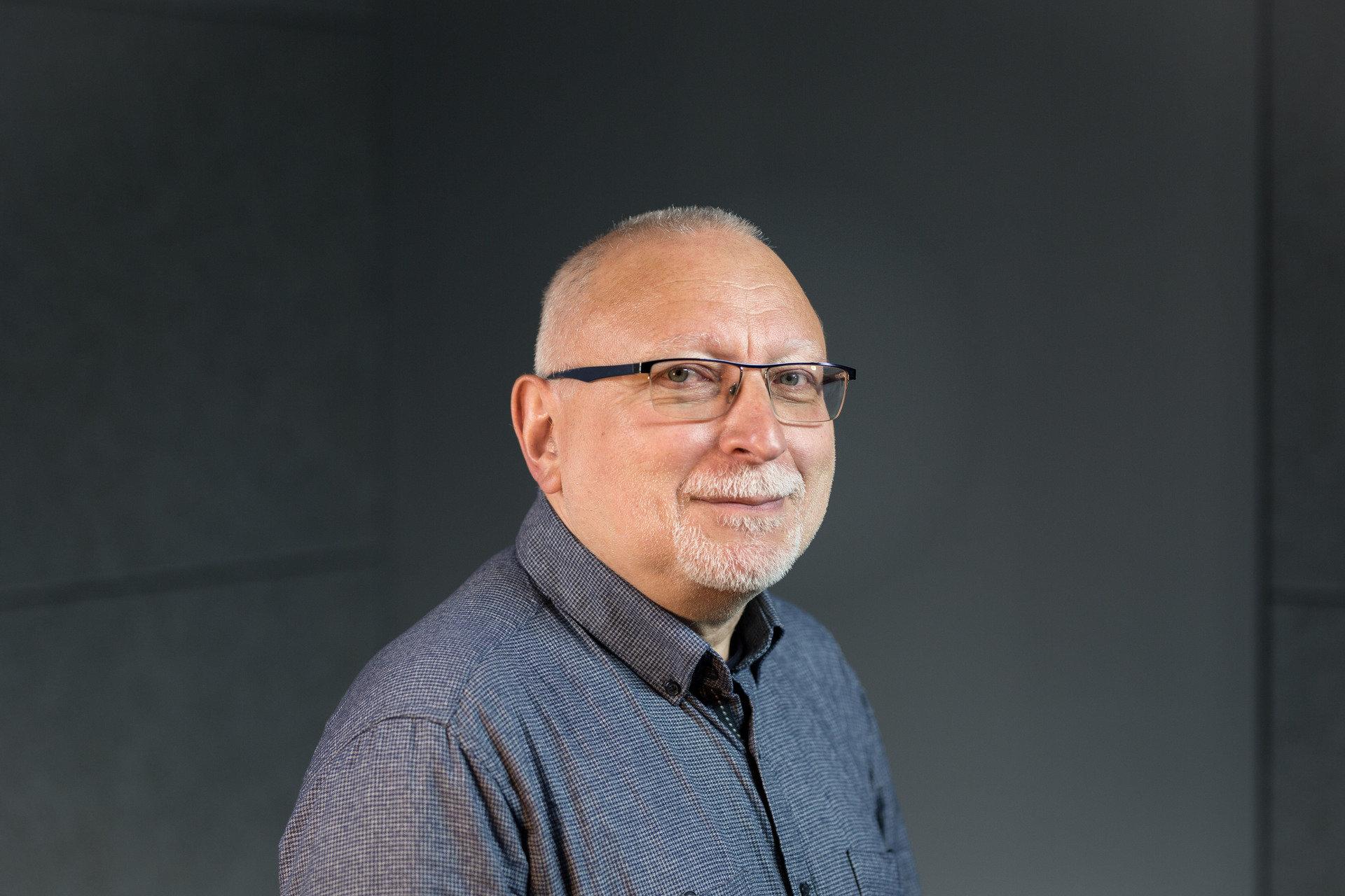 Mgr Tadeusz Dąbrowski - język rosyjski