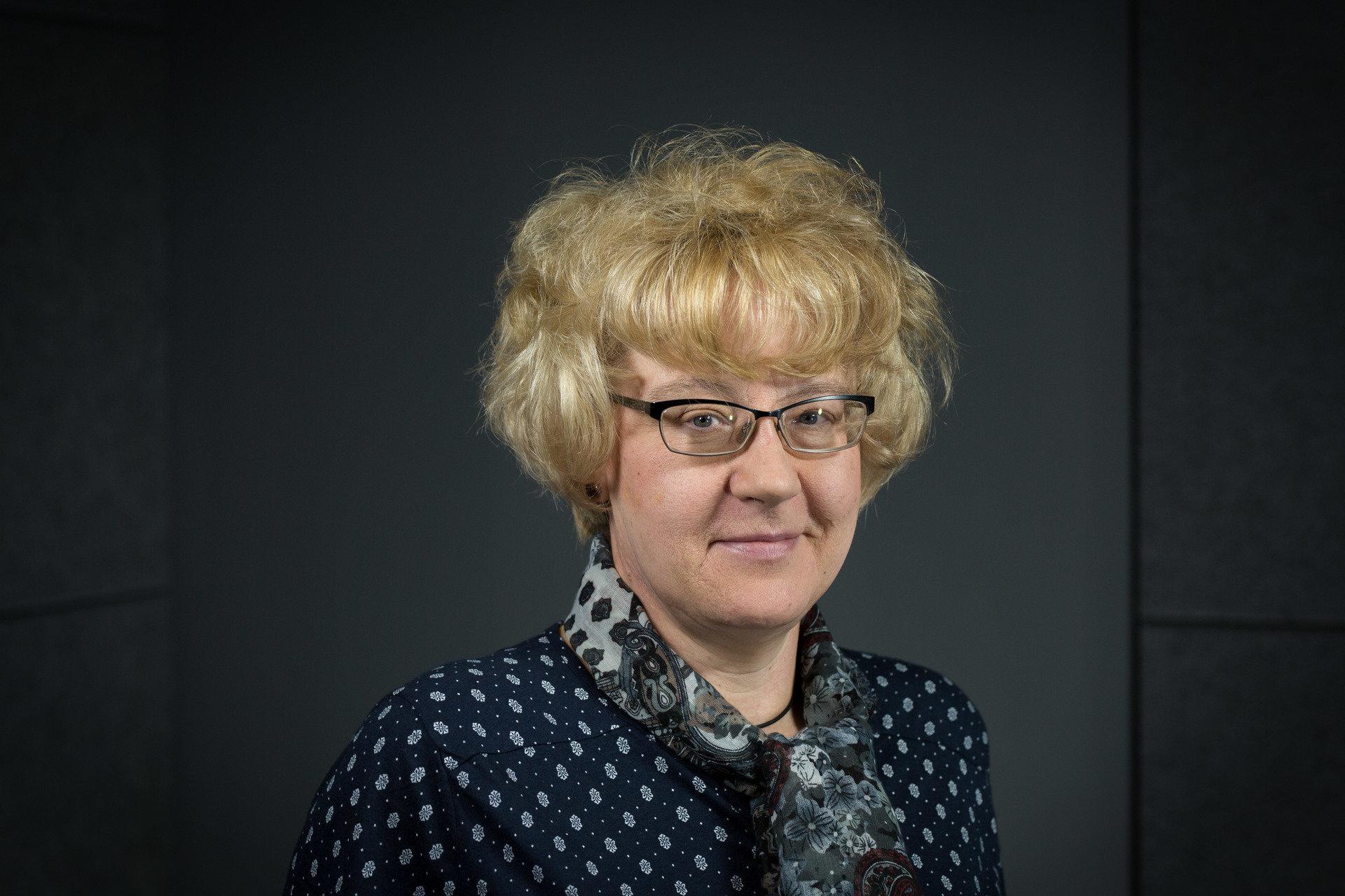 Dr hab. Katarzyna Jedynakiewicz-Mróz - niemcoznawstwo