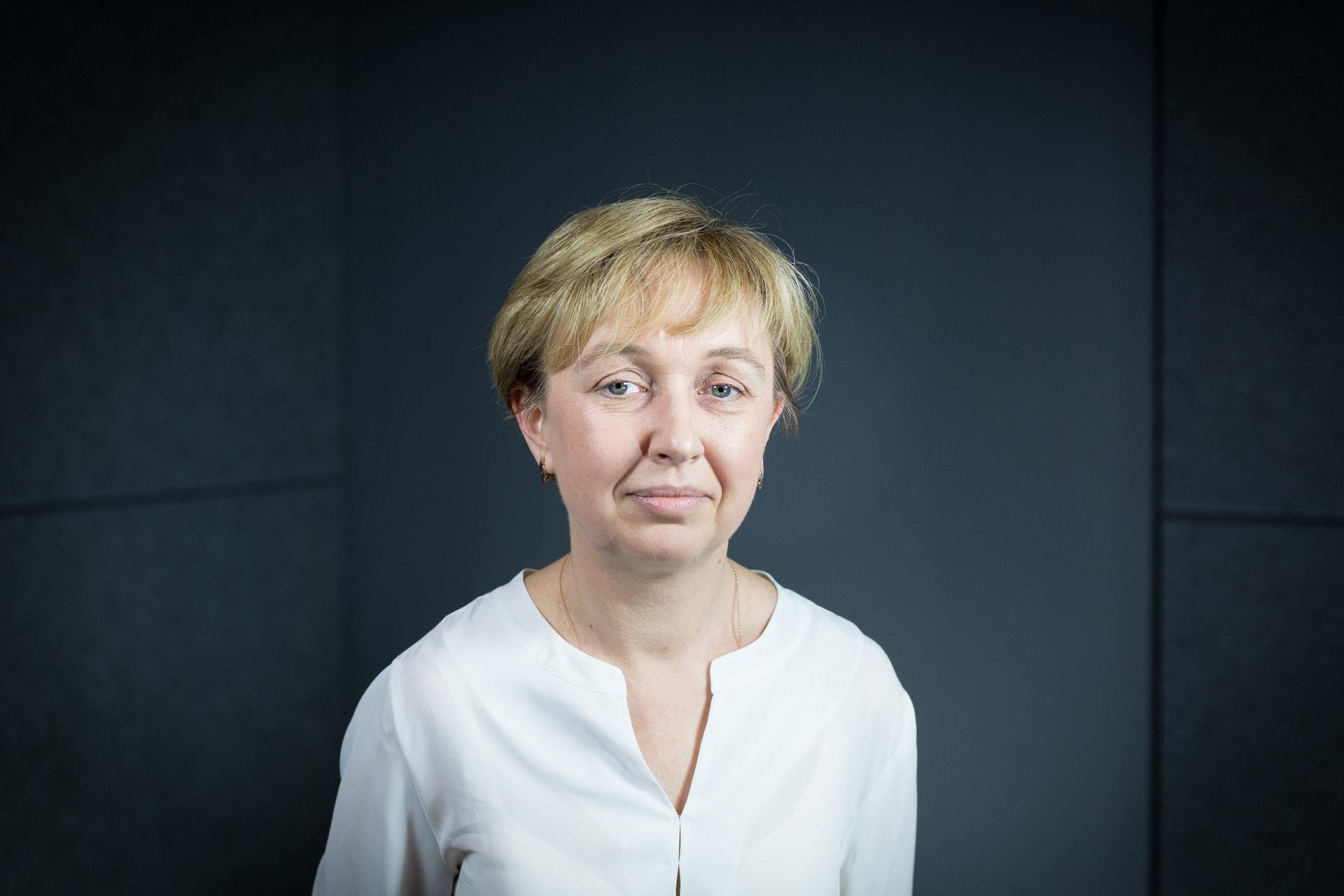 Dr Dorota Kałuża-Kopias - demografia